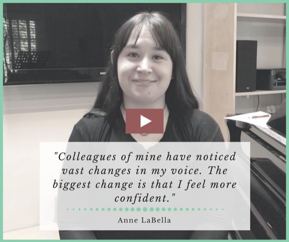 Anne Testimonial Video Thumbnail Quote
