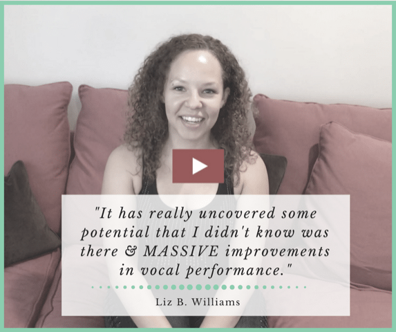 Liz Testimonial Video Thumbnail Quote